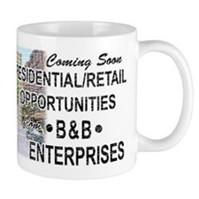 "The Wire ""B & B Enterprises"" Small Mug"