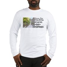 "The Wire ""B & B Enterprises"" Long Sleeve T-Shirt"
