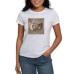 Stone Homer Pigeons Women's T-Shirt