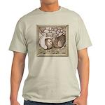 Stone Homer Pigeons Light T-Shirt