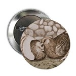 """Stone Homer Pigeons 2.25"""" Button (10 pack)"""