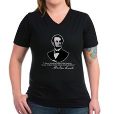 Abraham Lincoln Mercy Quote Shirt