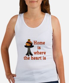 Home is where the heart is Women's Tank Top