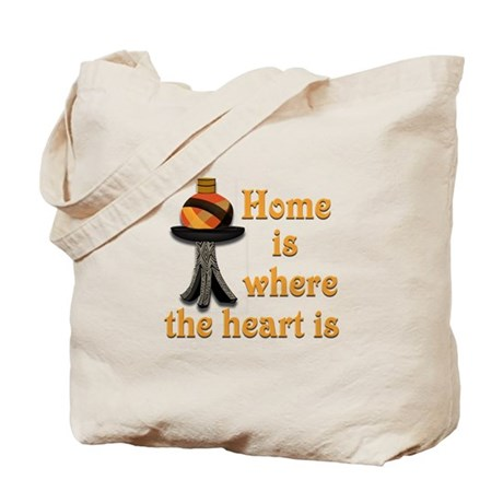 Home is where the heart is #2 Tote Bag