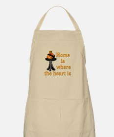 Home is where the heart is #2 BBQ Apron