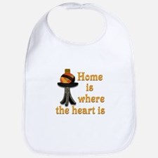 Home is where the heart is #2 Bib