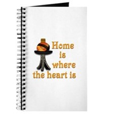 Home is where the heart is #2 Journal