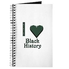 I Love Black History Journal