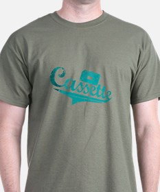 """""""Old Times"""" Cassette T-Shirt"""
