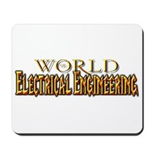 World of Electrical Engineering Mousepad
