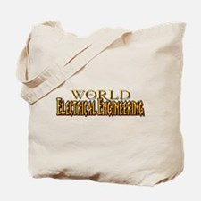 World of Electrical Engineering Tote Bag
