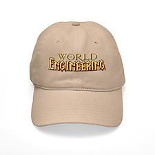 World of Engineering Baseball Baseball Cap
