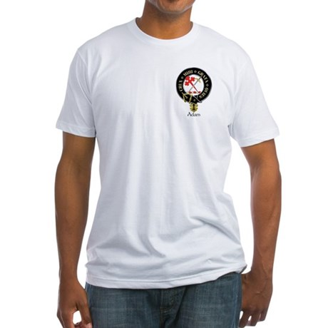 Adam Clan Fitted T-Shirt