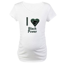 I Love Black Power Shirt
