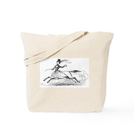Lady Centaur Tote Bag