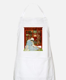 LOST HORIZONS by Coles Phillips Apron