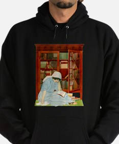 LOST HORIZONS by Coles Phillips Hoodie (dark)