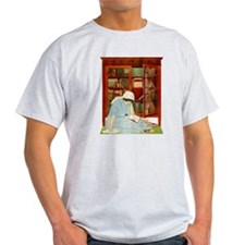 LOST HORIZONS by Coles Phillips T-Shirt