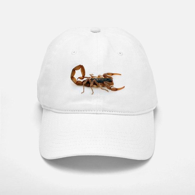Scorpion Baseball Baseball Cap