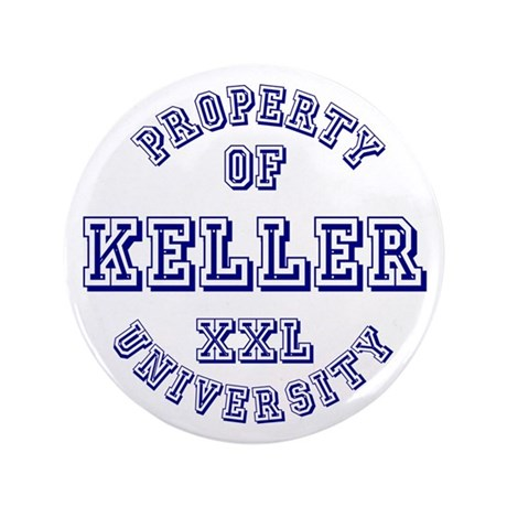"Property of Kelly University 3.5"" Button (100 pack"