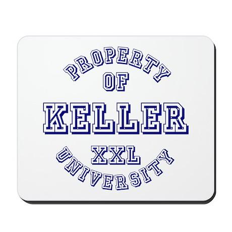 Property of Kelly University Mousepad