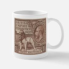KGV Wembley 1925 Mug