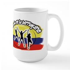 Colombia es la berraquera Mug