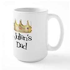 Julian's Dad Mug