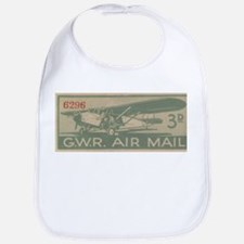 KGV GWR airmail Bib
