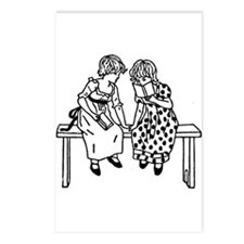 Little Readers Postcards (Package of 8)