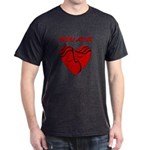 Sealed With A Kiss Dark T-Shirt
