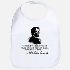 Lincoln to Sin by Silence Bib