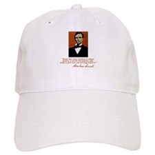 Abe Lincoln FREEDOM Quote Baseball Cap