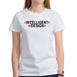 Intelligent Not By Design Women's T-Shirt