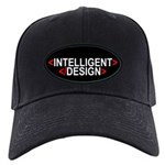 Intelligent Not By Design Baseball Cap Hat