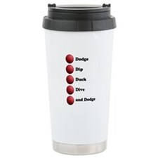 DODGEBALL Travel Mug