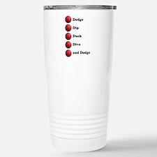 DODGEBALL Travel Mug