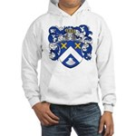 Christiaens Family Crest Hooded Sweatshirt