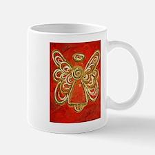 Red Angel Mug