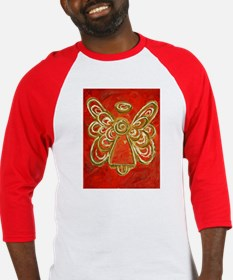 Red Angel Baseball Jersey