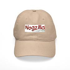 Nogzilla - Eggnog Lover Baseball Cap