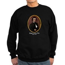 Poe Oval Portrait Sweatshirt