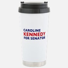 Kennedy for Senator Travel Mug