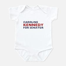 Kennedy for Senator Infant Bodysuit