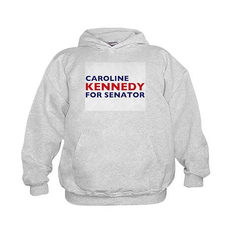 Kennedy for Senator Kids Hoodie