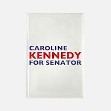 Kennedy for Senator Rectangle Magnet