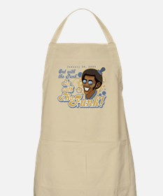 Out With The Punk! BBQ Apron