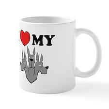 """""""I Heart My Kerberos"""" Mug"""