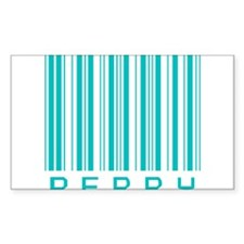 Perry Rectangle Decal