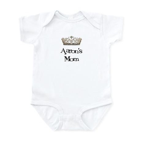 Aaron's Mom Infant Bodysuit
